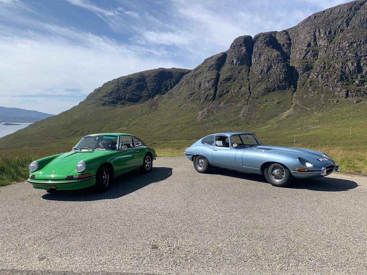 1972 Porsche 911  2.4E, original RHD car, exceptional example For Sale (picture 16 of 18)