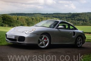 2002 PORSCHE 911 (996) TURBO COUPE 2DR  For Sale
