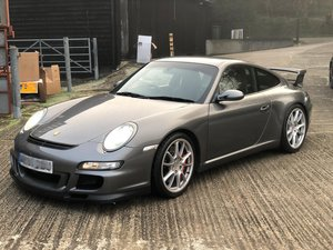 2007 A fantastic example & beautifully maintained 997 GT3 MK1