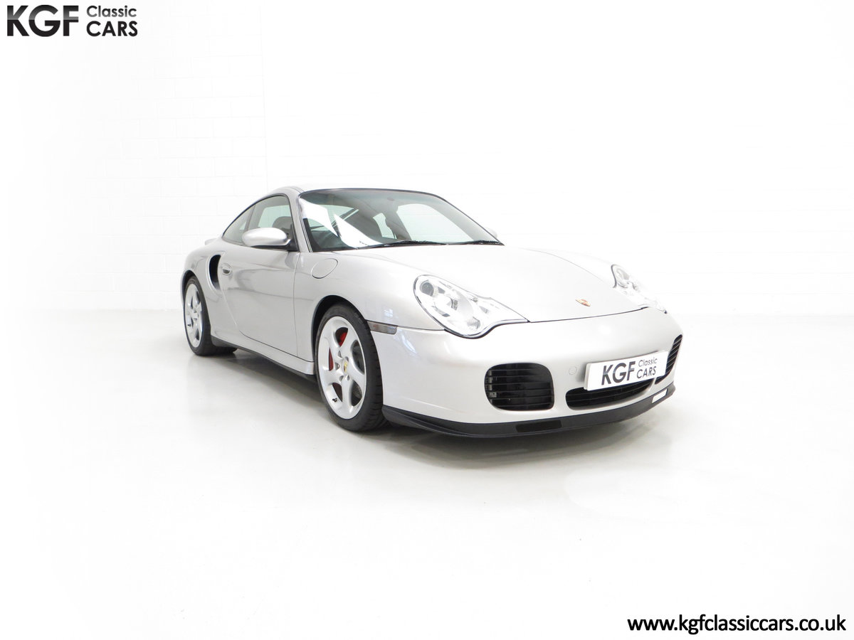 2002 An Iconic Porsche 996 911 Turbo Cherished by a Motoring Enth SOLD (picture 1 of 24)