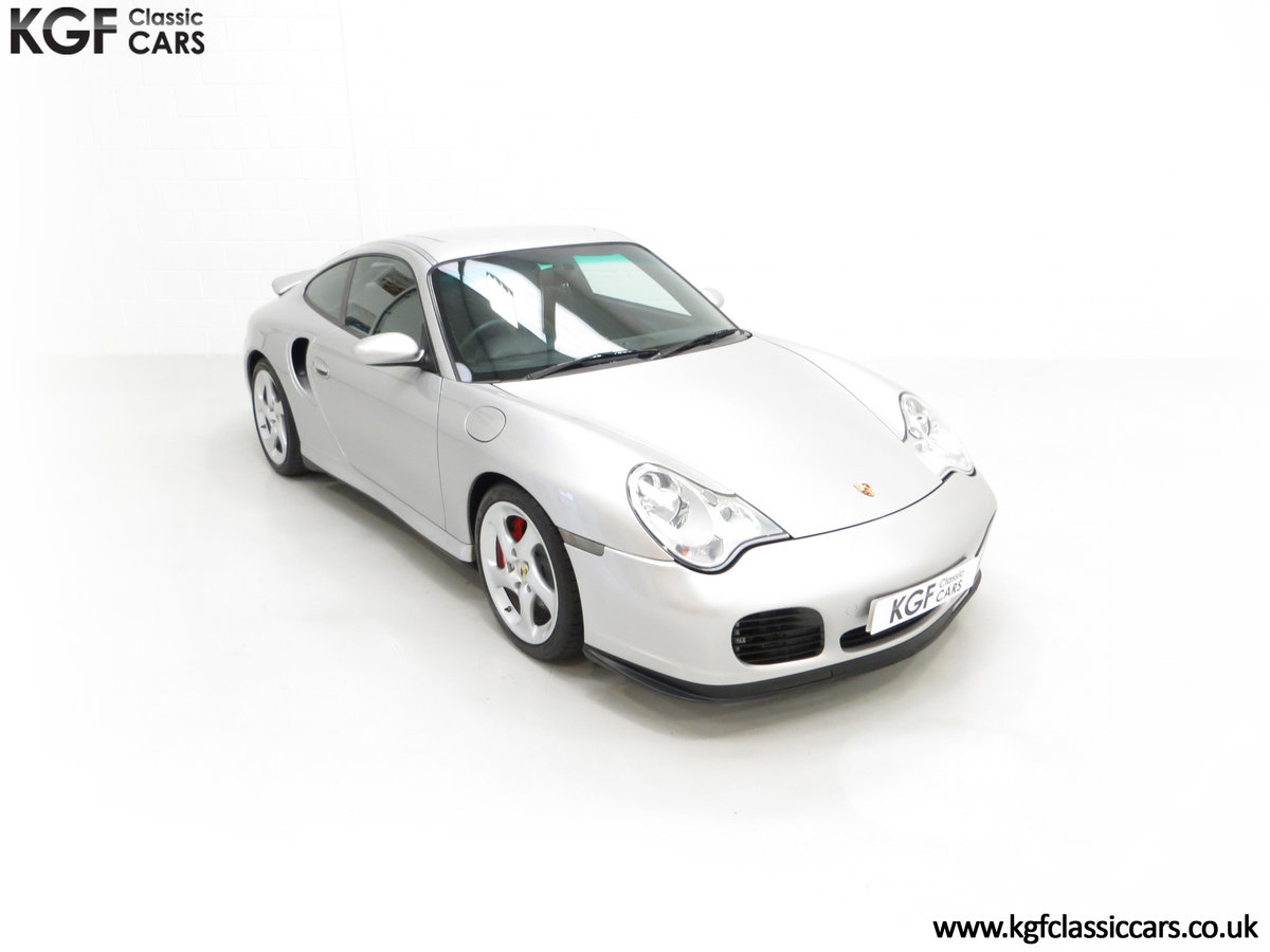 2002 An Iconic Porsche 996 911 Turbo Cherished by a Motoring Enth SOLD (picture 2 of 24)