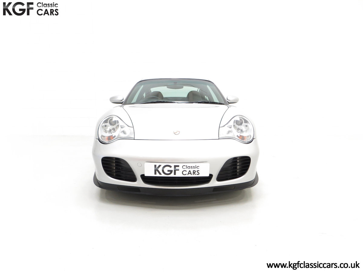 2002 An Iconic Porsche 996 911 Turbo Cherished by a Motoring Enth SOLD (picture 3 of 24)