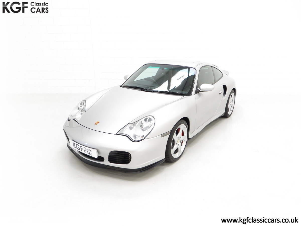 2002 An Iconic Porsche 996 911 Turbo Cherished by a Motoring Enth SOLD (picture 5 of 24)