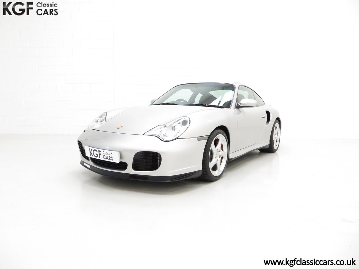 2002 An Iconic Porsche 996 911 Turbo Cherished by a Motoring Enth SOLD (picture 6 of 24)