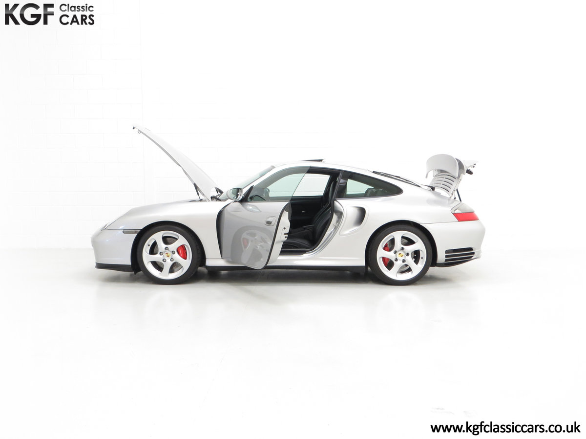 2002 An Iconic Porsche 996 911 Turbo Cherished by a Motoring Enth SOLD (picture 7 of 24)