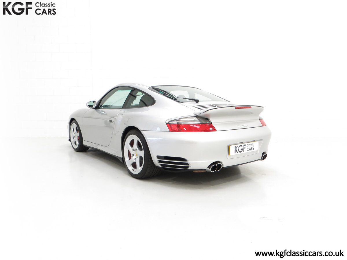 2002 An Iconic Porsche 996 911 Turbo Cherished by a Motoring Enth SOLD (picture 8 of 24)