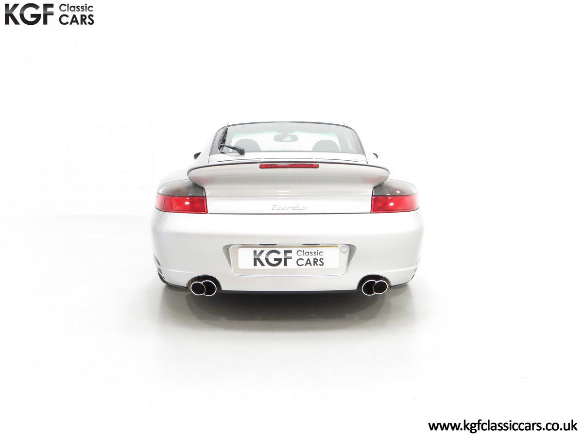 2002 An Iconic Porsche 996 911 Turbo Cherished by a Motoring Enth SOLD (picture 10 of 24)