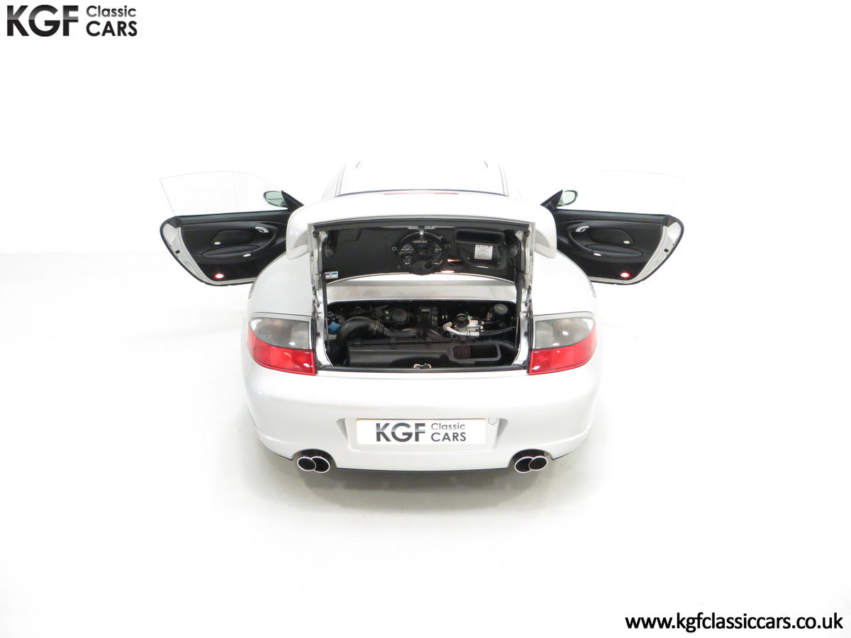 2002 An Iconic Porsche 996 911 Turbo Cherished by a Motoring Enth SOLD (picture 11 of 24)