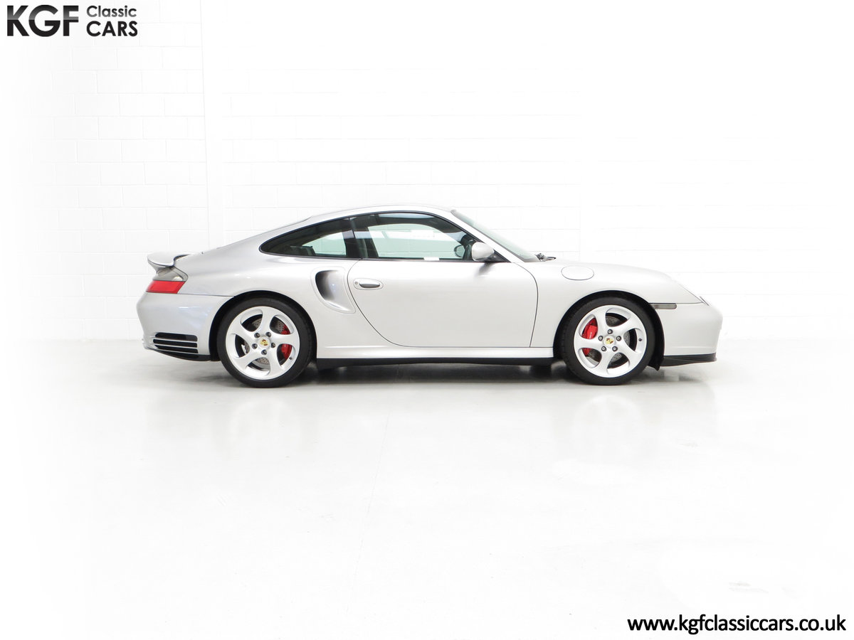 2002 An Iconic Porsche 996 911 Turbo Cherished by a Motoring Enth SOLD (picture 14 of 24)