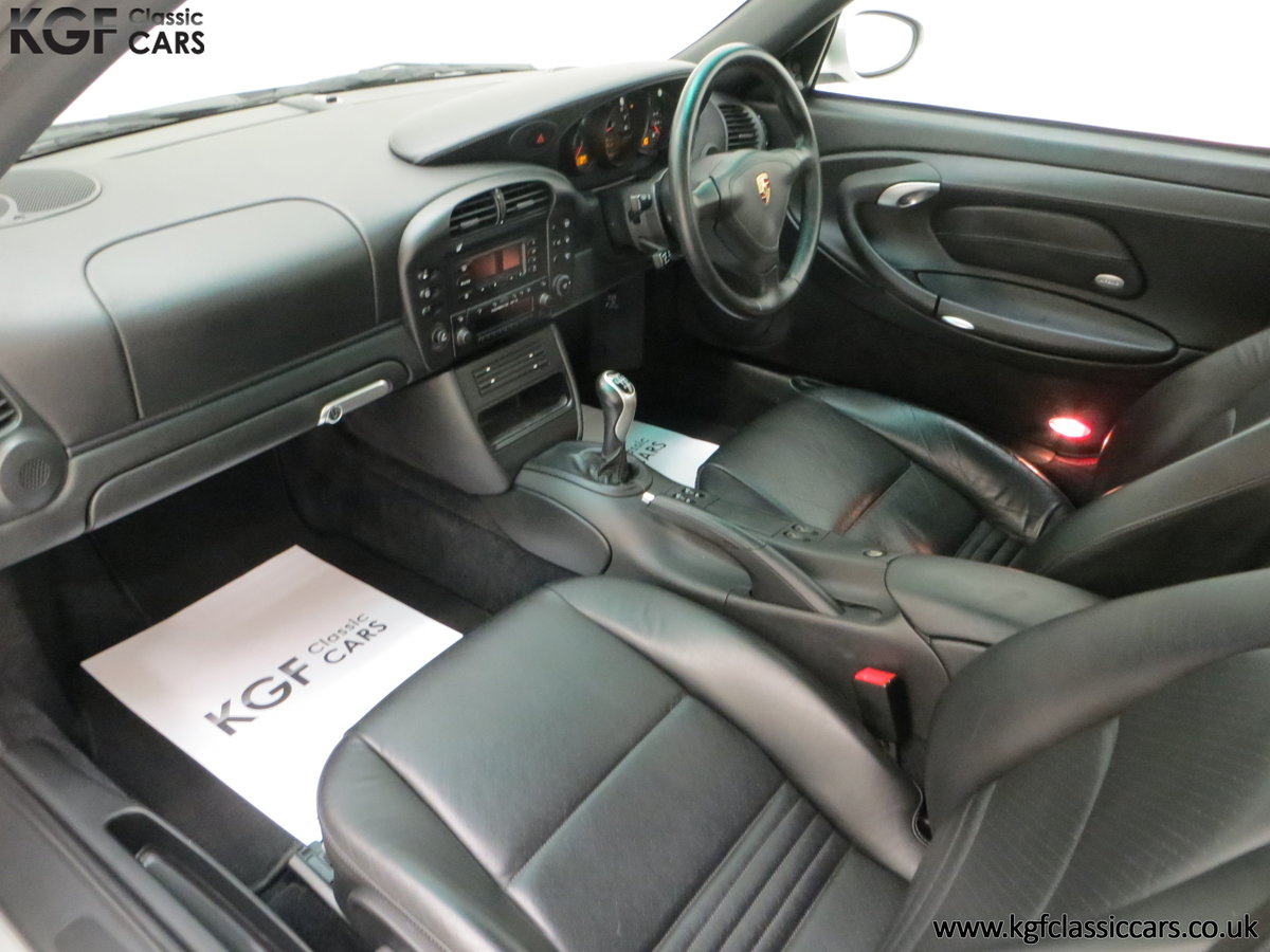 2002 An Iconic Porsche 996 911 Turbo Cherished by a Motoring Enth For Sale (picture 19 of 24)