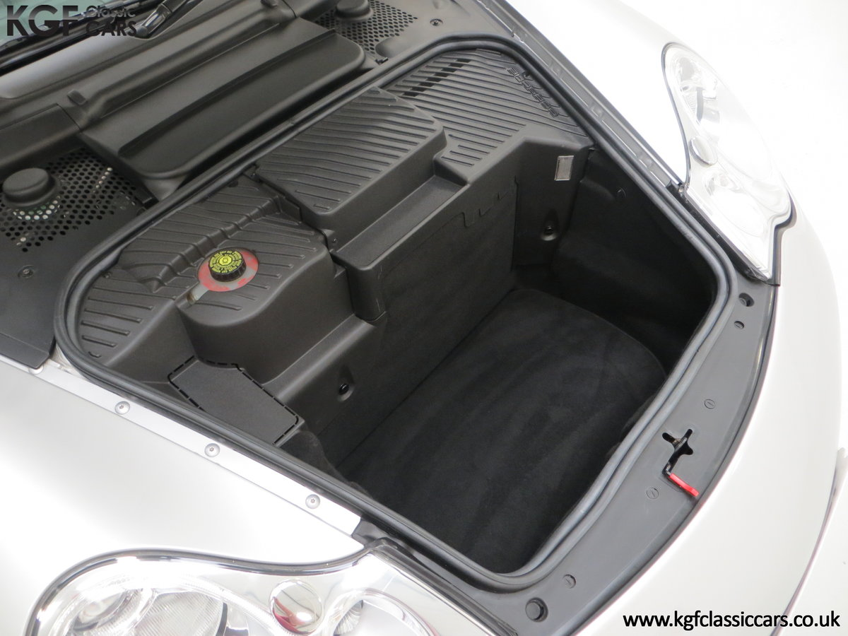 2002 An Iconic Porsche 996 911 Turbo Cherished by a Motoring Enth For Sale (picture 21 of 24)