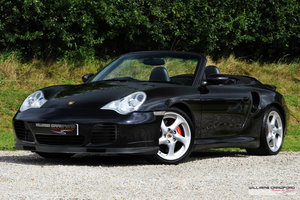 Picture of 2004 Porsche 996 (911) Turbo Tiptronic S cabriolet (with hardtop) For Sale