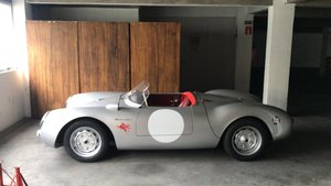 Picture of 1987 Original Chamonix 550 Spyder - currently in Brazil