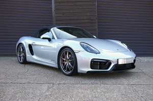 Picture of 2015 Porsche 981 Boxster 3.4 GTS PDK Auto (19,000 miles) SOLD
