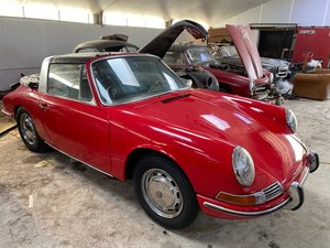 Picture of 1967 porsche 912 softwindow targa project For Sale