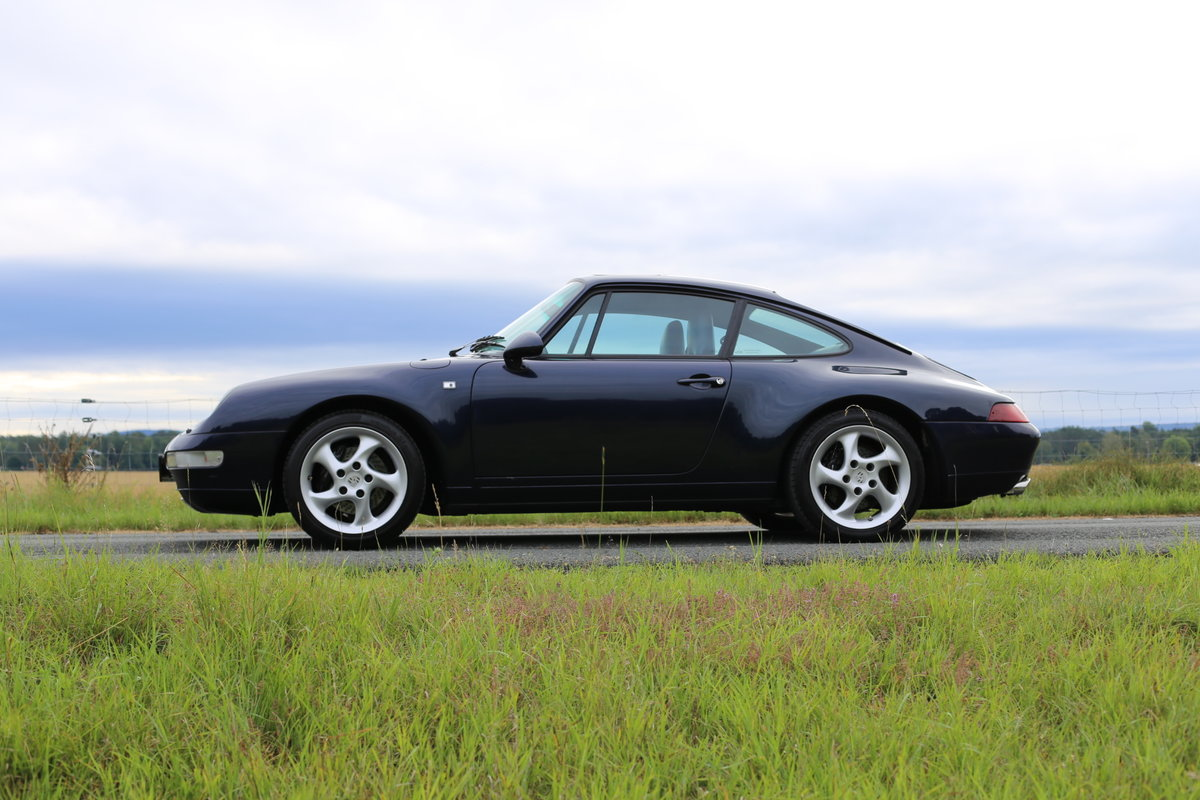 1994 Last of the air-cooled Porsche 911 Carrera (993) Coupe Tiptr For Sale (picture 5 of 6)