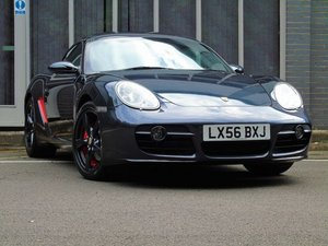Picture of 2006 Porsche Cayman 3.4 987 S 2dr *LEATHER-NAV-FULL HISTORY* SOLD