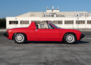 Picture of 1975 Porsche 914 1.8 injection  california car