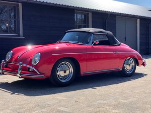 Picture of 1959 Porsche 356 conv D, perfect For Sale