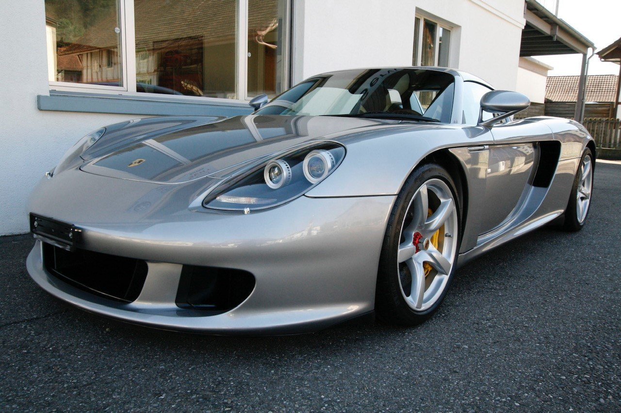 2004 Porsche Carrera GT F1 inspired mid engine supercar For Sale (picture 1 of 6)
