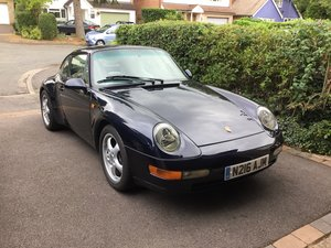 Picture of 1996 Porsche. 993 varioram manual .