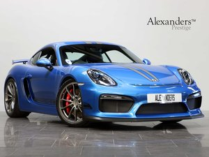16 16 PORSCHE CAYMAN 3.8 GT4 MANUAL