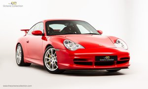 Picture of 2003 PORSCHE 911 (996) GT3 CLUBSPORT // C16 UK RHD // GUARDS RED  For Sale