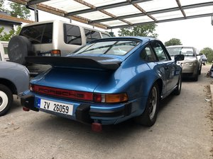 Fully restored 911SC coupe