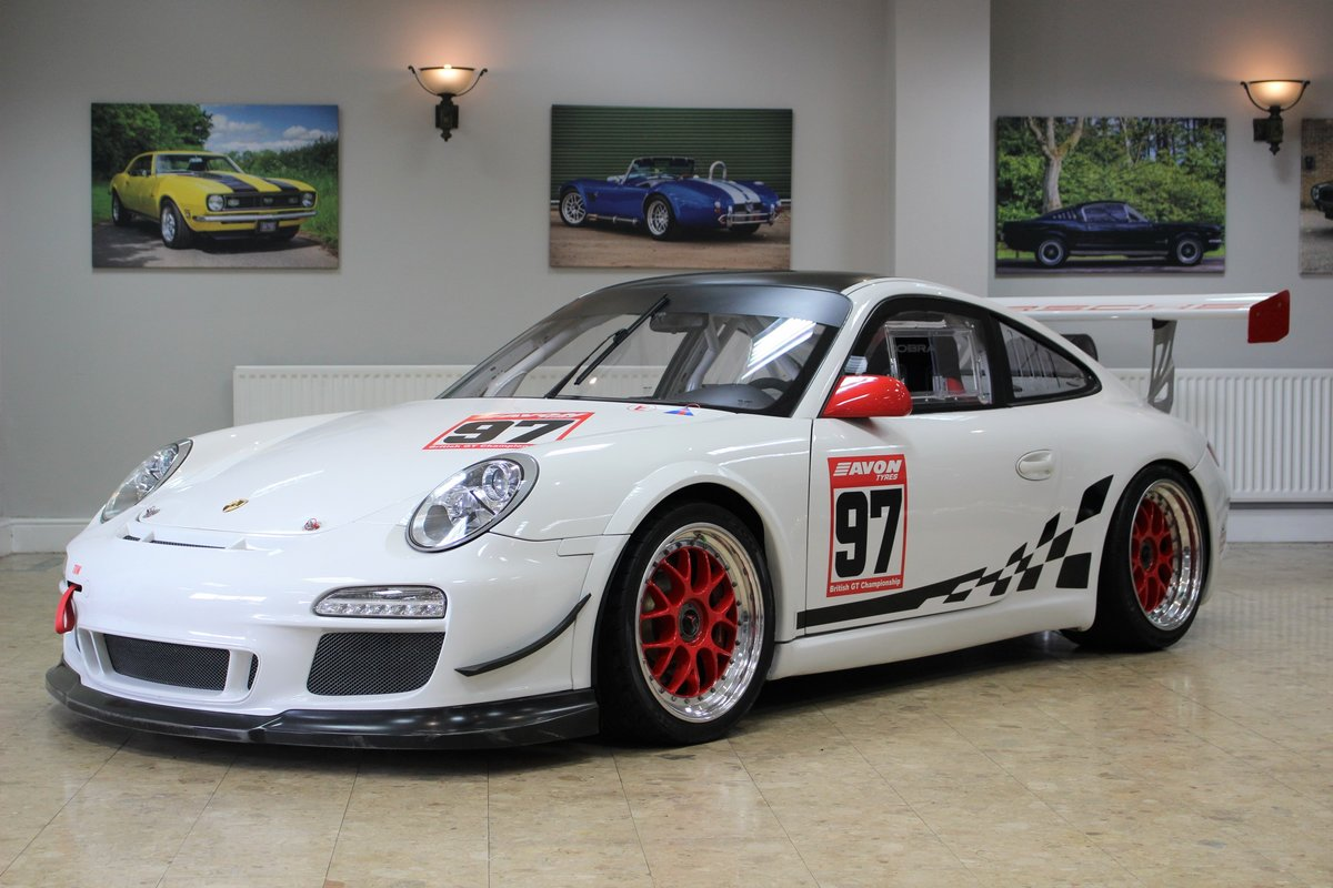 2008 Porsche 997 911 GT3RS Cup S   Championship Winning  For Sale (picture 1 of 10)