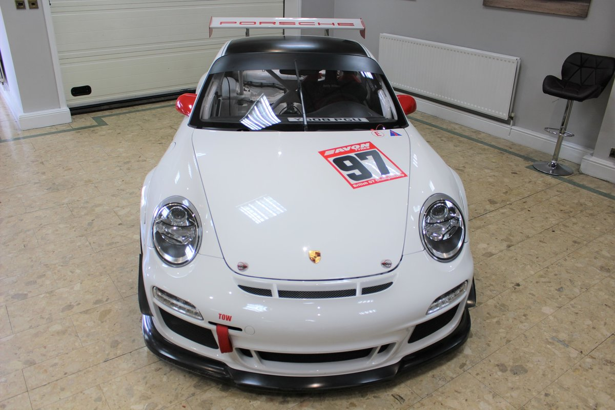 2008 Porsche 997 911 GT3RS Cup S   Championship Winning  For Sale (picture 2 of 10)
