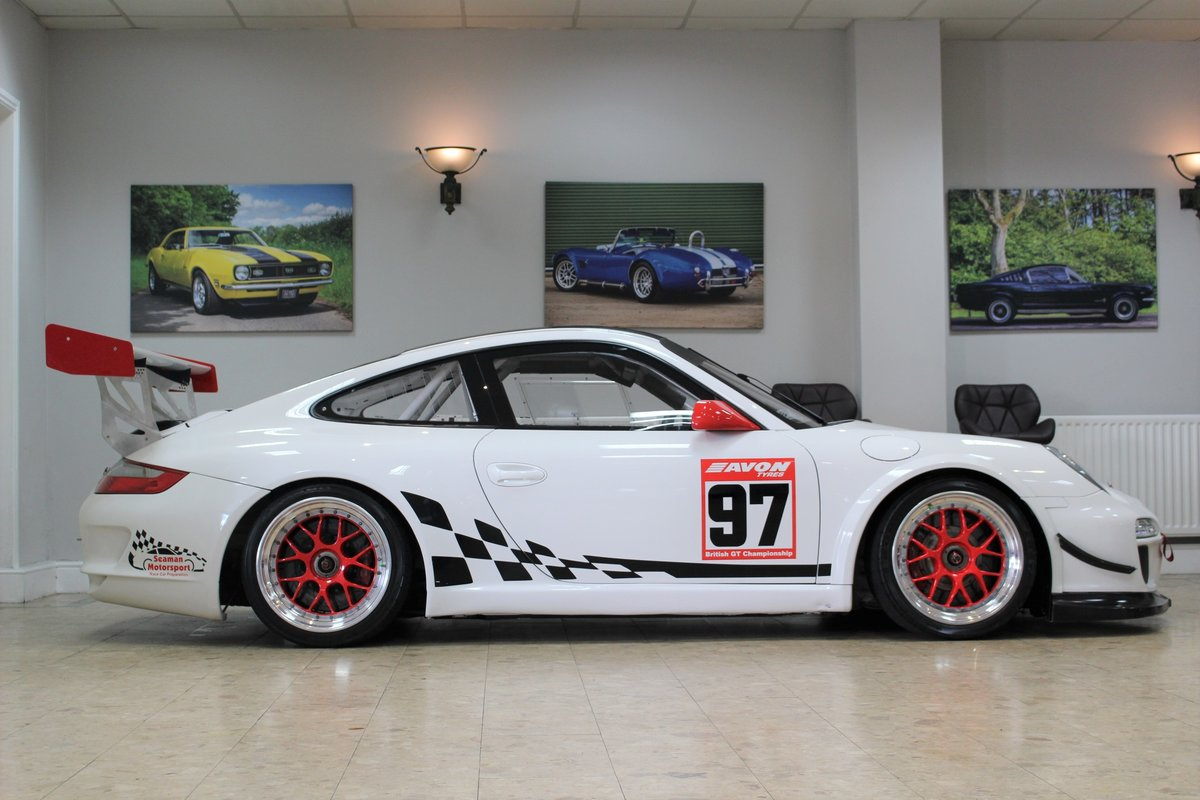 2008 Porsche 997 911 GT3RS Cup S   Championship Winning  For Sale (picture 3 of 10)