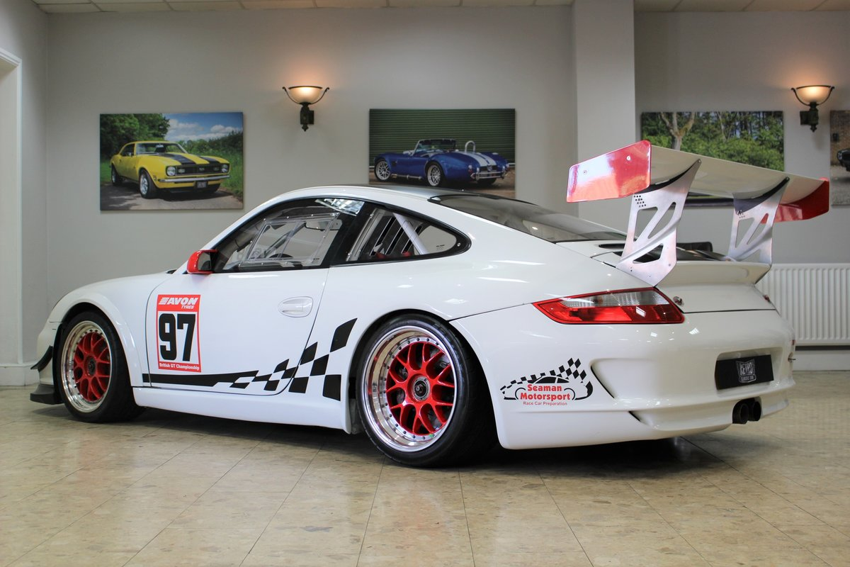 2008 Porsche 997 911 GT3RS Cup S   Championship Winning  For Sale (picture 4 of 10)
