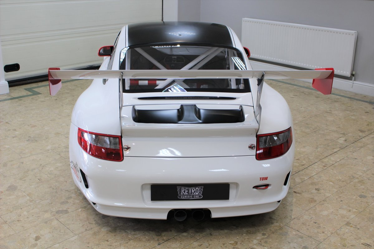 2008 Porsche 997 911 GT3RS Cup S   Championship Winning  For Sale (picture 5 of 10)