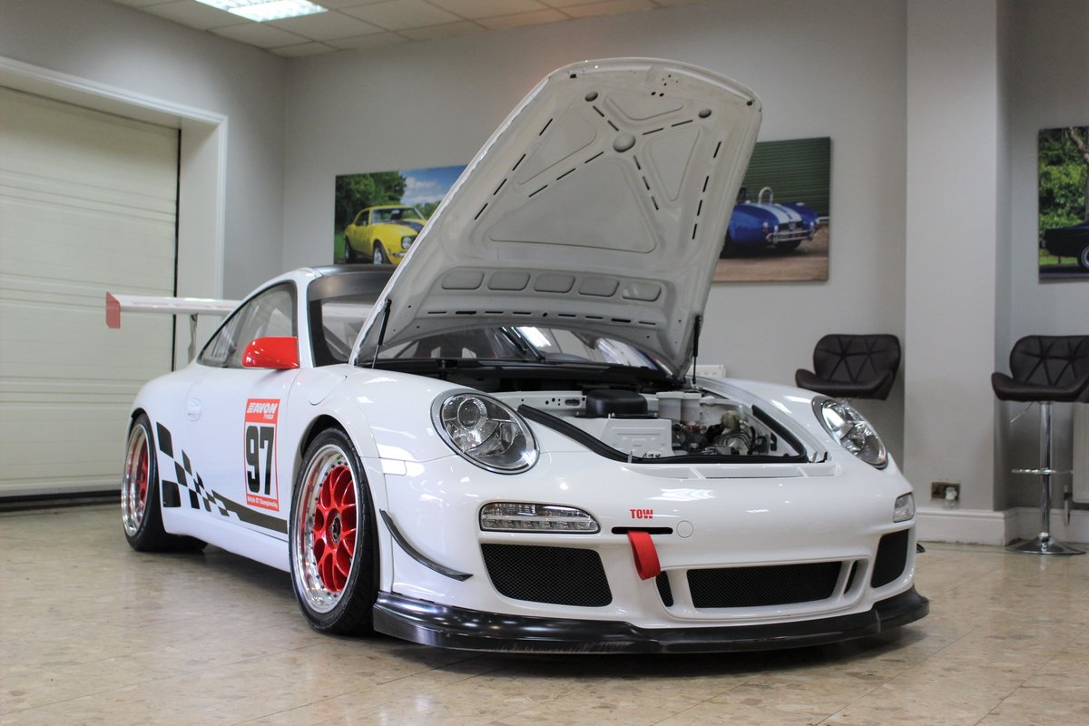 2008 Porsche 997 911 GT3RS Cup S   Championship Winning  For Sale (picture 10 of 10)