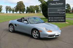 2002 Porsche Boxster 986 S Convertible 3.2 Tiptronic S For Sale