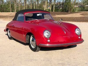 Picture of 1953 Porsche 356 pre A convertible  For Sale