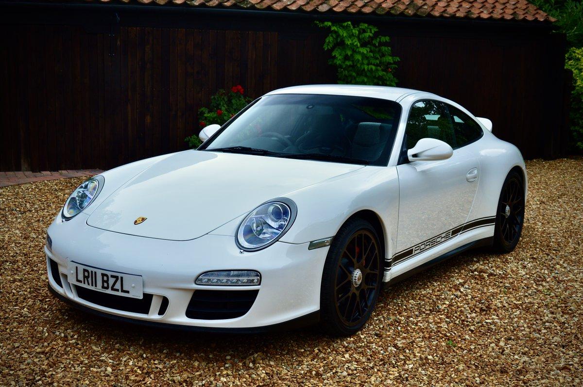 2011 Porsche 911 997 GTS Pdk, Massive spec,incl Recaro For Sale (picture 3 of 6)