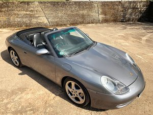 Picture of 2001/Y Porsche 911 (996) Carrera 2 Cabriolet Tiptronic+htop SOLD