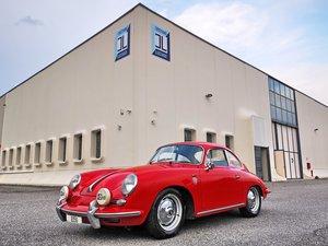 1963 PORSCHE 356 B 1600 S 75CV REST SINCE 2500KM euro 79.800