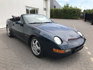 Picture of 1992 Porsche 968 Cabrio * Original Condition * For Sale