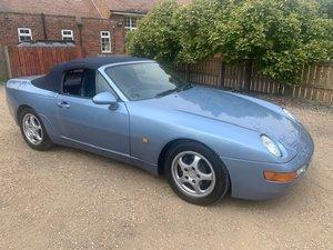 *REMAINS AVAILABLE - AUGUST AUCTION* 1992 Porsche 968  For Sale by Auction