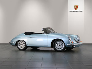 1961 Porsche 356 B Roadster Rod Emory Restoration