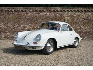 1962 Porsche 356B Matching Numbers For Sale