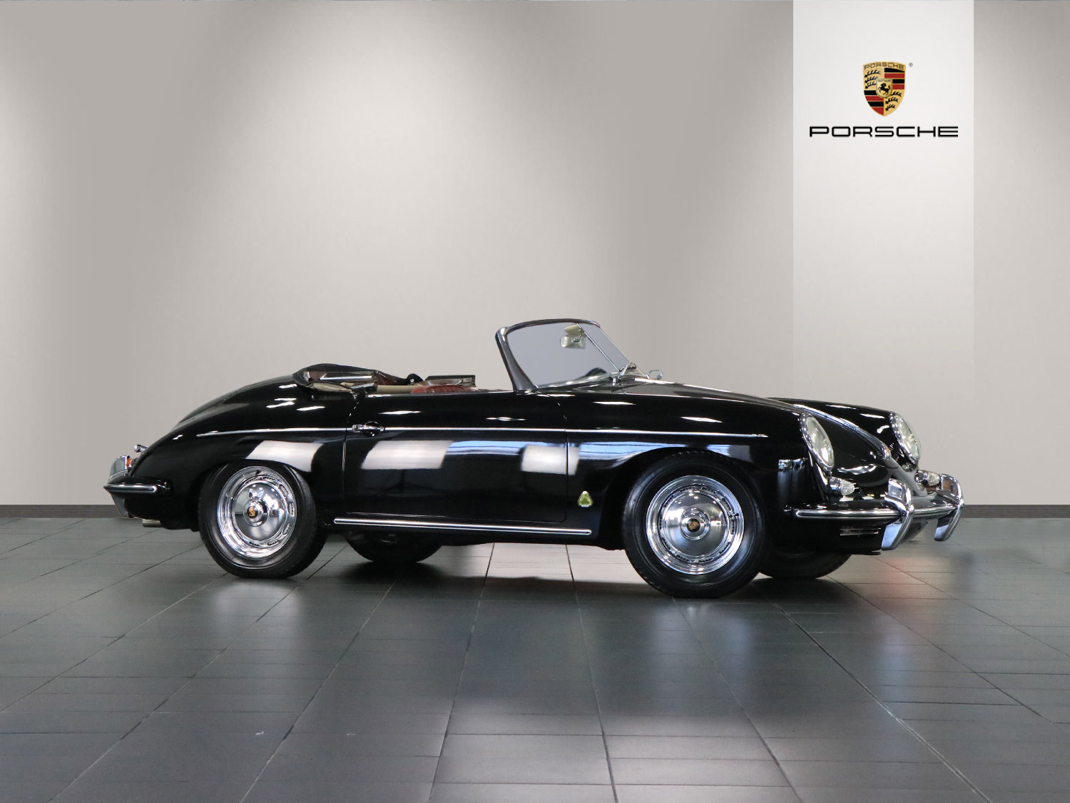 1961 Porsche 356 B Roadster For Sale (picture 1 of 6)