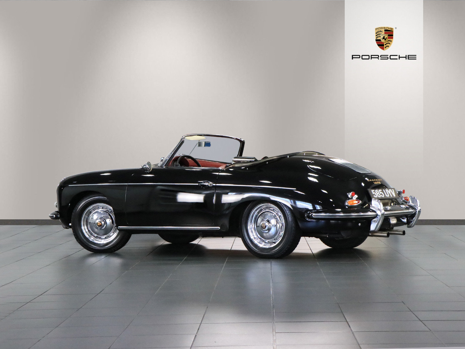 1961 Porsche 356 B Roadster For Sale (picture 2 of 6)