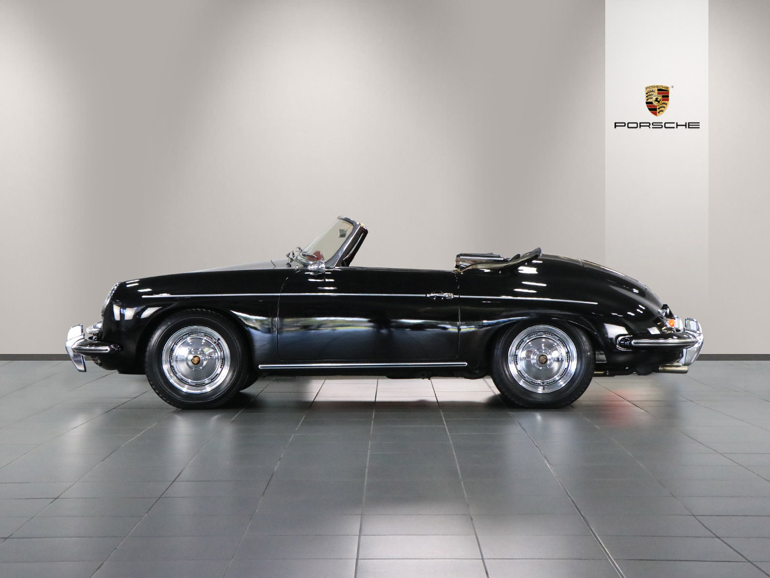1961 Porsche 356 B Roadster For Sale (picture 3 of 6)
