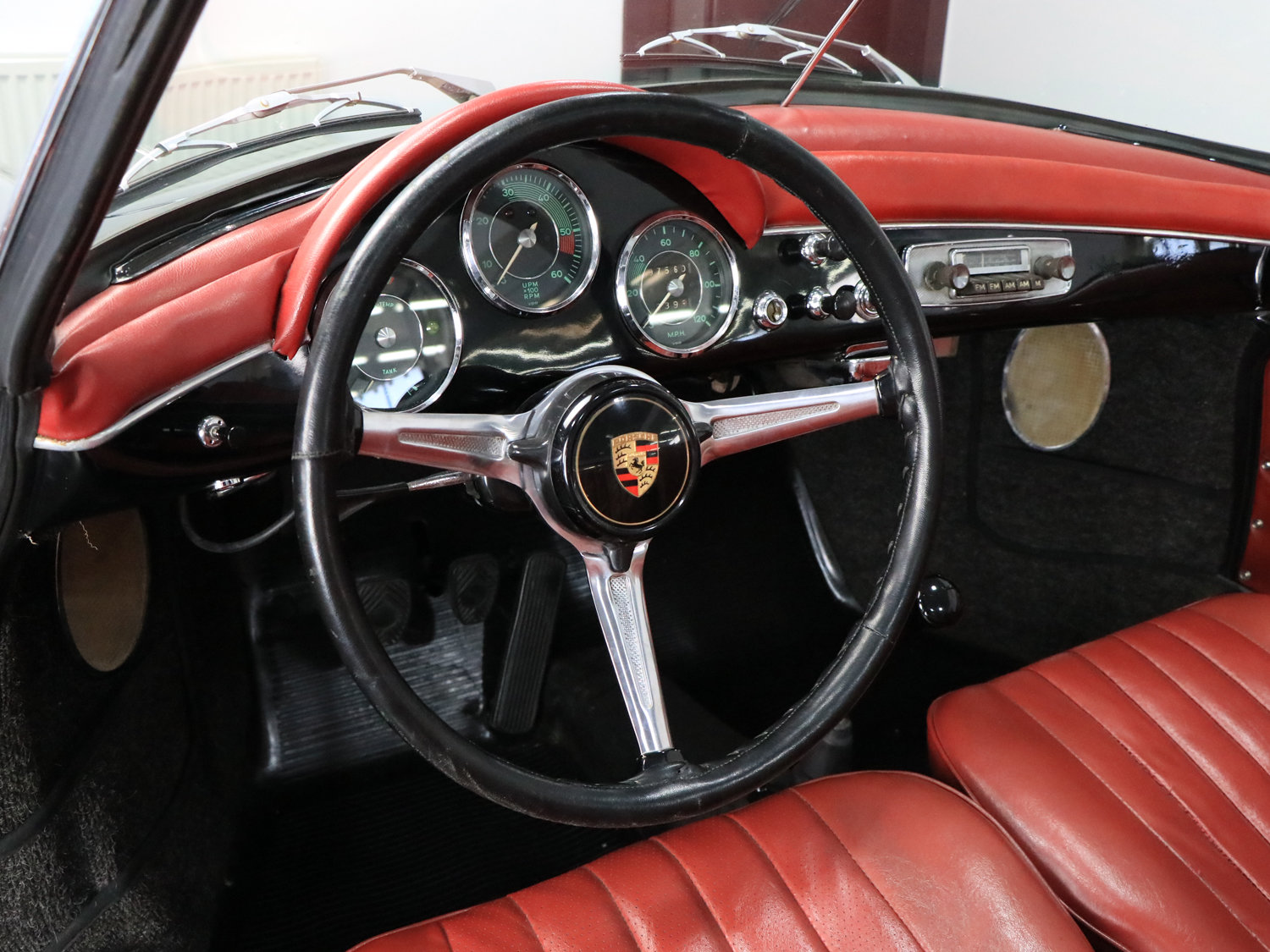 1961 Porsche 356 B Roadster For Sale (picture 4 of 6)