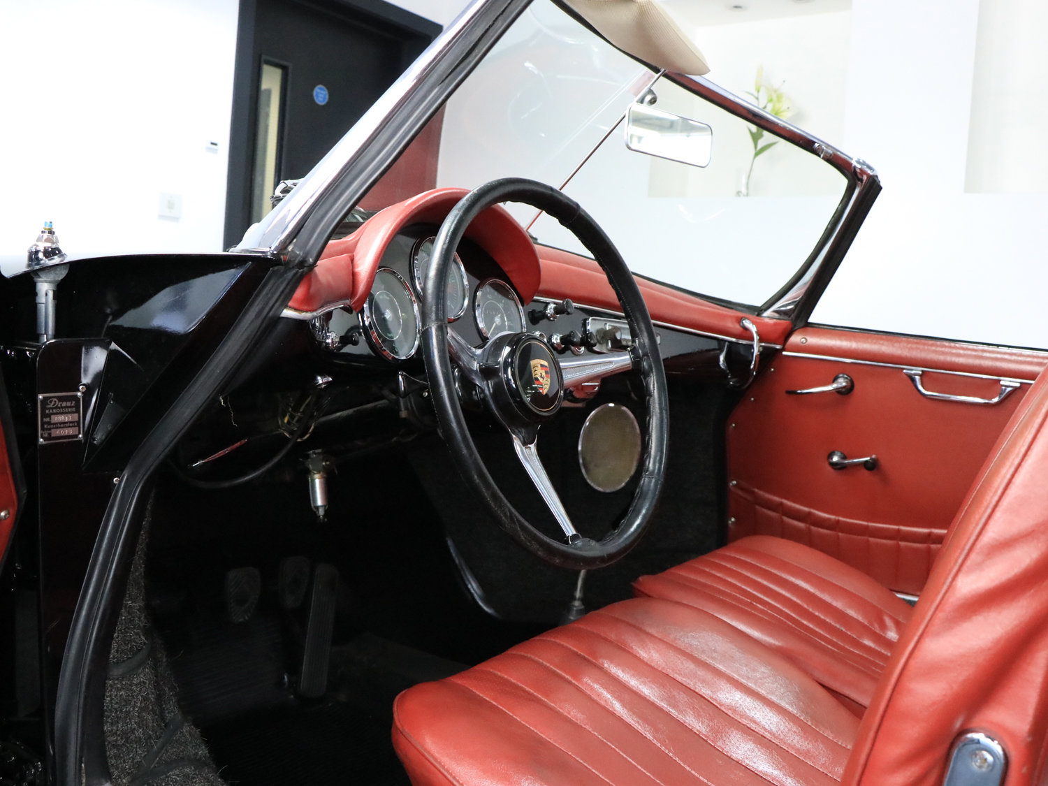 1961 Porsche 356 B Roadster For Sale (picture 5 of 6)