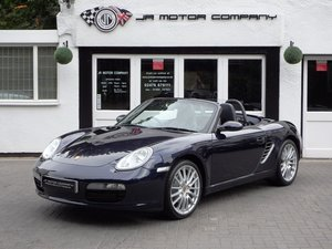 Picture of 2009 Porsche Boxster 2.7 Manual Midnight Blue Huge Spec! SOLD