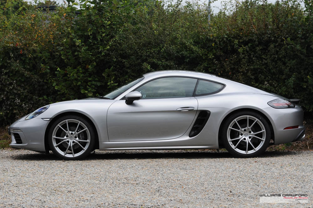 2019 Low mileage Porsche 718 Cayman PDK SOLD (picture 2 of 6)